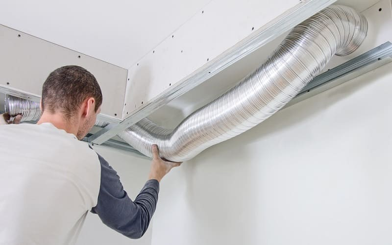 Dryer vent cleaning services in Pearland Texas