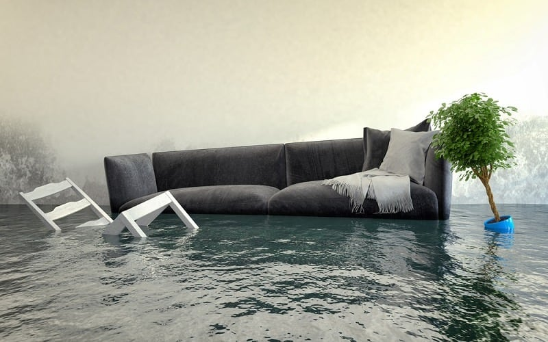 water damage restoration in Pearland TX